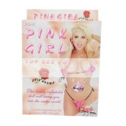 Muñeca hinchable PINK GIRL