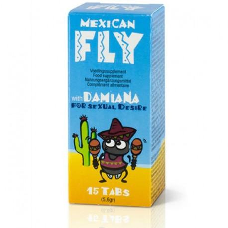 Afrodisíaco unisex MEXICAN FLY (15)