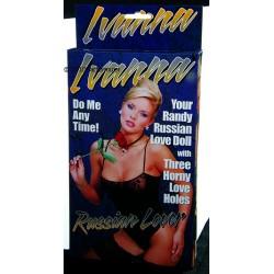 Muñeca hinchable - Ivanna