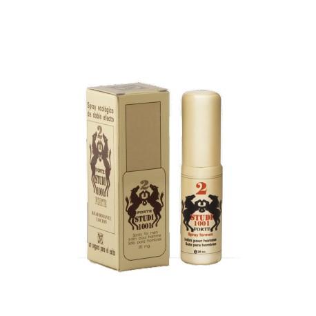 Spray retardante Studi 1001 FORTE (hombre)