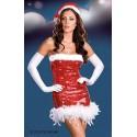 6544 - Vestido Navidad Mamá Noël - Santa's Darling (2p)