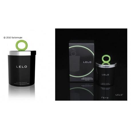 Vela masaje Lelo - Pera y Cedro