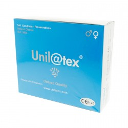 Preservativo UNILATEX Natural (144)
