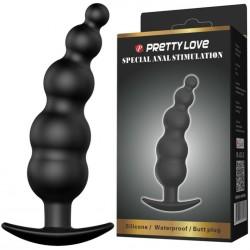 Plug anal estimulador y prostático