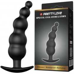 Plug anal estimulador y prostático EXTRA Stimulation