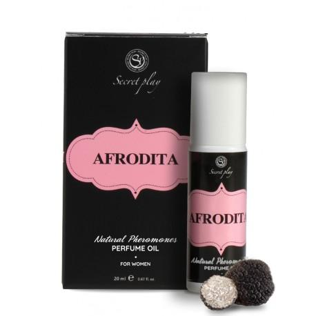 Perfume en aciete roll-on AFRODITA (20ml)