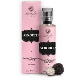 Perfume femenino feromonas AFRODITA