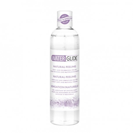 Lubricante NATURAL FEELING Waterglide 300ml