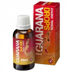 Gotas vigorizantes GUARANA (30ml)