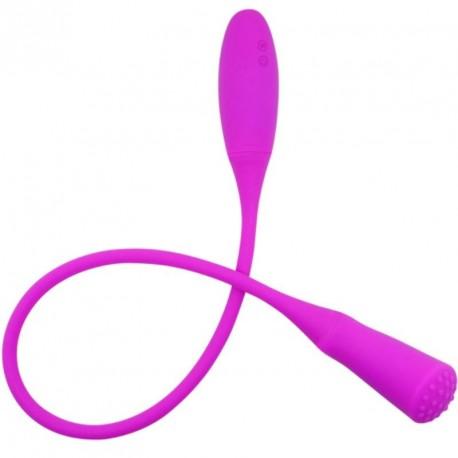 Vibrador doble flexible SMART SNAKY