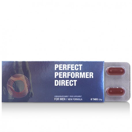 Afrodisiaco energía plus PERFECT PERFORMER DIRECT (8)