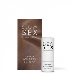 Slow Sex Full Body SOLID PERFUME 8gr