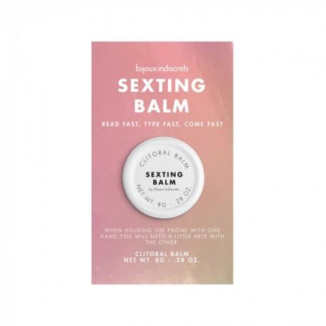 Bálsamo orgásmico SEXTING BALM 8gr