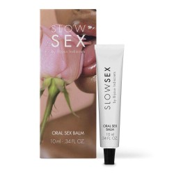 Slow Sex bálsamo felaciones ORAL SEX BALM (10ml)