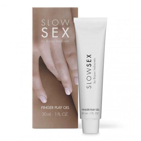 Slow Sex Juego de dedos FINGER PLAY GEL (30ml)