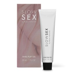 Slow Sex Juegos anales ANAL PLAY GEL (30ml)