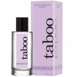 Perfume con feromonas ESPIEGLE para ELLA TABOO