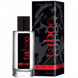 Perfume con feromonas DOMINATION para EL TABOO
