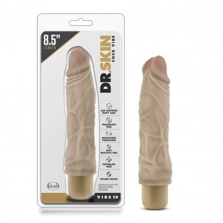Vibrador VIBE 10 grande Dr.Skin (19,5cm)