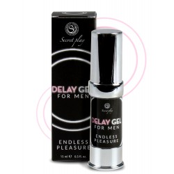 Retardante hombre DELAY GEL (15ml)