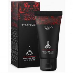 Titan Gel Lubricante potenciador 50ml