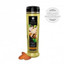 Aceite masaje Organico ALMENDRAS dulces shunga 240ml