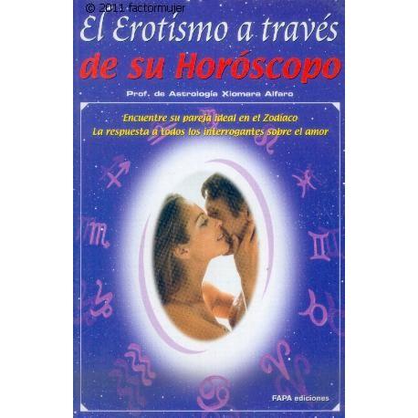 Libro El erotismo a través de su Horóscopo