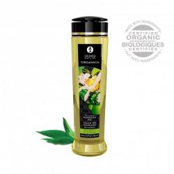 Aceite masaje Orgánico TÉ VERDE shunga 240ml