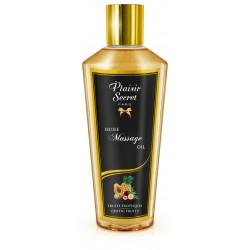 Aceite masaje FRUTOS EXÓTICOS (250ml) Plaisir Secret