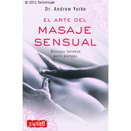 Libro el arte del masaje sensual