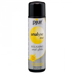 Lubricante Pjur ANALYSE silicona relax (100ml)