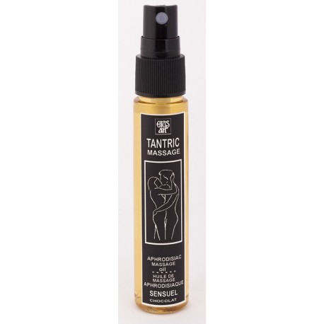 Aceite tantric CHOCOLATE (30ml) spray sensual masaje