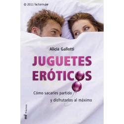 Libro Juguetes eróticos