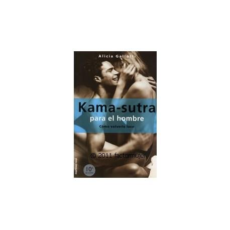 Libro Kama-sutra para el hombre