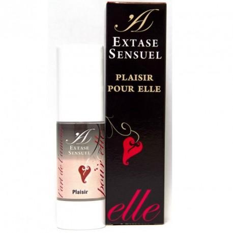 """Crema estimulante - """"Gel Plaisir Pour Elle"""""""