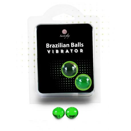 Barzilian balls SHOCK 2 unidades