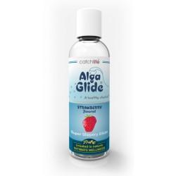 Lubricante orgánico Alga Glide FRESA (100ml)
