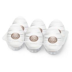 Huevera SILKY huevo Tenga EGG (6)
