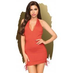Vestido Earthshaker M-L rojo