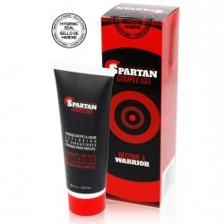 Spartan couple gel erección y orgasmo