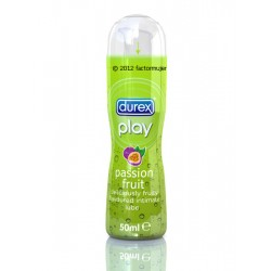 Lubricante Play Passion Fruit Durex