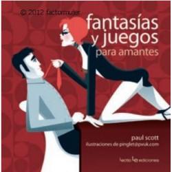 Libro fantasías y juegos para amantes