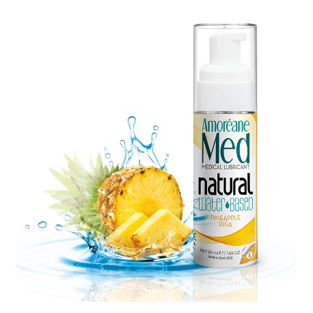 Lubricante PIÑA Natural Med 50ml