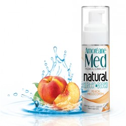 Lubricante MELOCOTÓN Natural Med 50ml