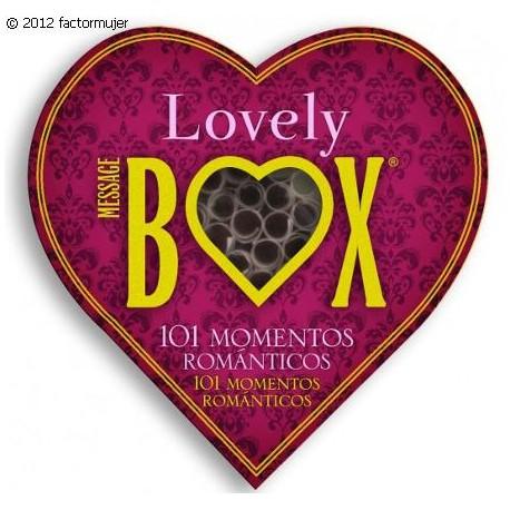 Juego Corazón Lovely Box