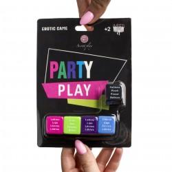 Juego erótico de dados PARTY PLAY