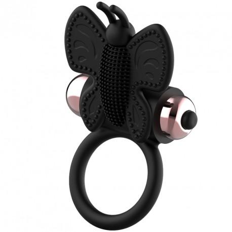 Anillo vibrador Mariposa Coquette