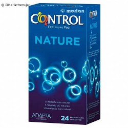 Condón Control Adapta Natural (24)