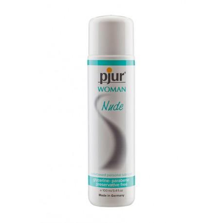 Lubricante Pjur Woman NUDE 100ml