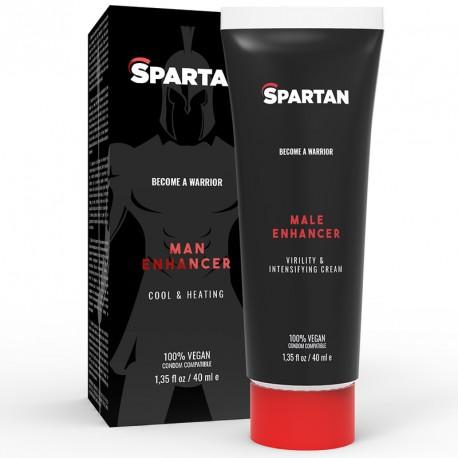 Spartan couple gel erección y orgasmo